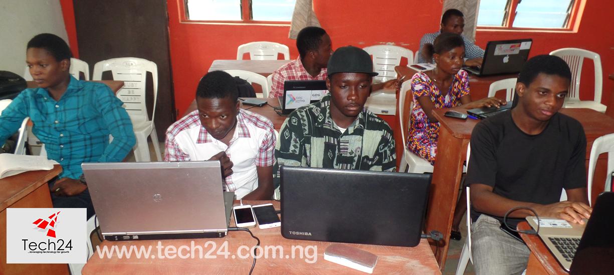 Mobile App Training in Lagos Nigeria | Mobile App